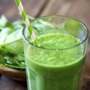 Green Smoothies - frisch, lecker und gesund!