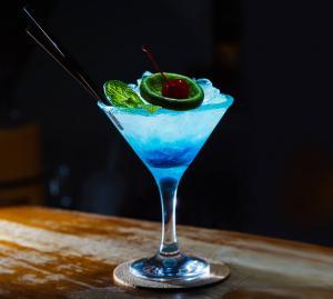Galaktisch leckere Cocktails!