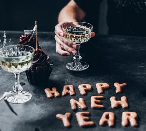 Gut gerutscht mit leckeren Silvester-Cocktails