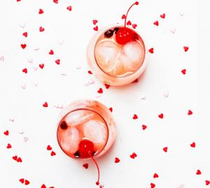 Valentinstag: Love-Cocktails zum Verlieben